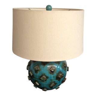 Anthropologie Azzurra Table Lamp