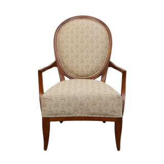20th Century Traditional Ethan Allen Accent Arm Chair For Sale