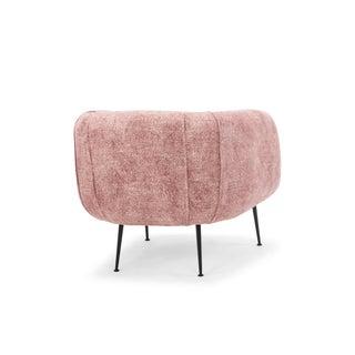 Camargue Lavender, Black Sepli Accent Chair Preview