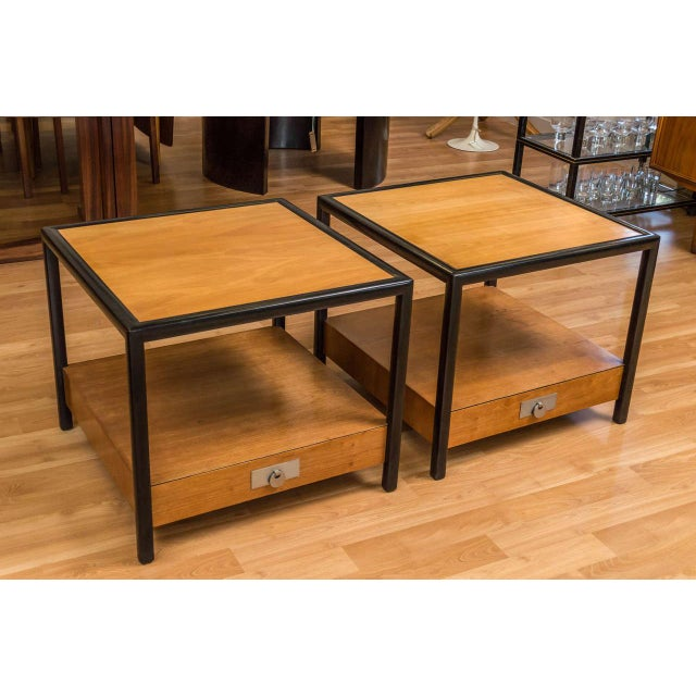 New World End Tables by Michael Taylor for Baker - Image 3 of 8