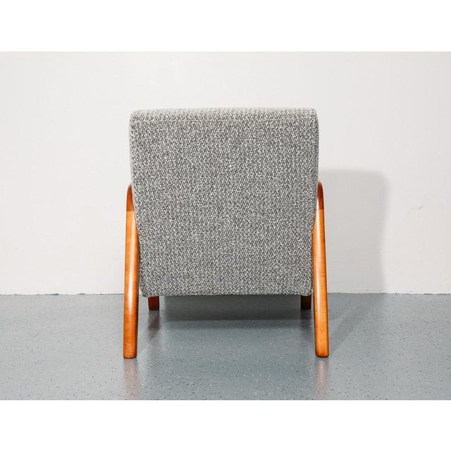 Russel Wright Slipper Chair For Sale In New York - Image 6 of 9