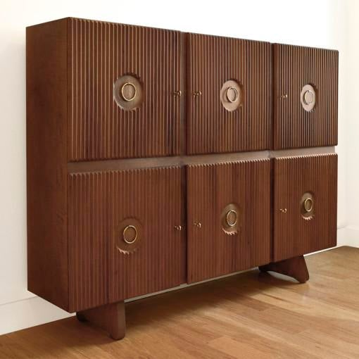 Italian Cabinet by Paolo Buffa For Sale - Image 3 of 7