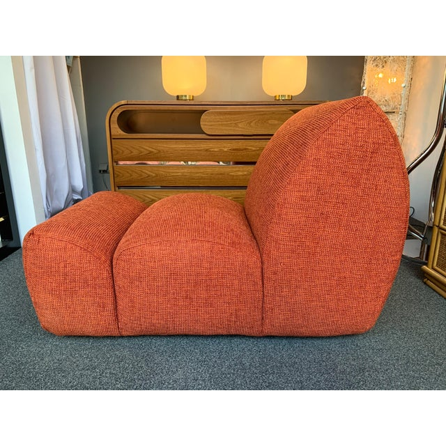 Mid-Century Modern 1970s Vintage Paloa Chairs by Emilio Guarnacci - a Pair For Sale - Image 3 of 11