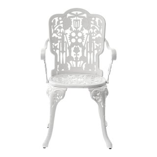 Seletti, Industry Armchair, Indoor/Outdoor, White, Studio Job, 2017 For Sale