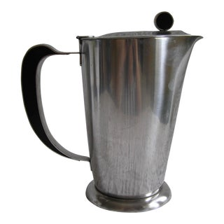 Scandinavian Folke Arström for Gense Stainless Steel Pitcher