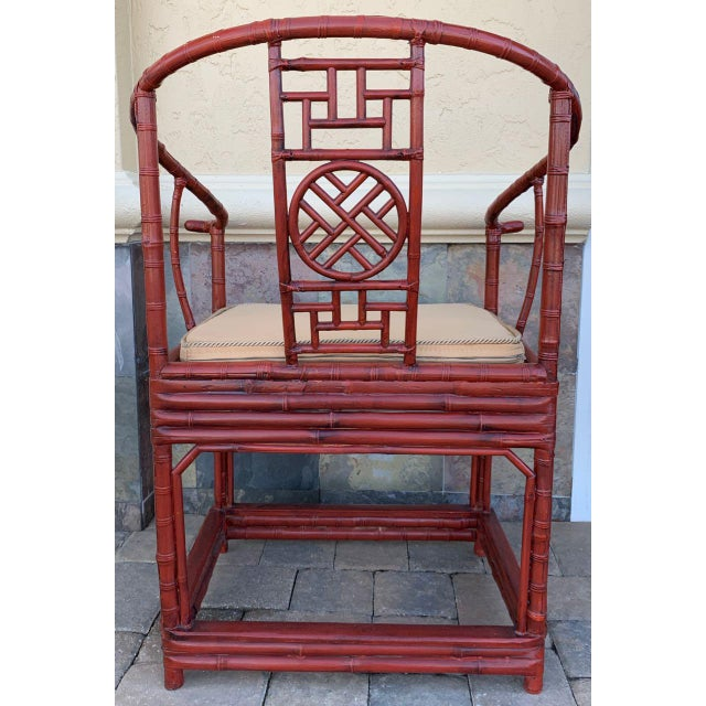 Late 19th Century Ming Style Quanyi Chairs -2- For Sale - Image 10 of 13