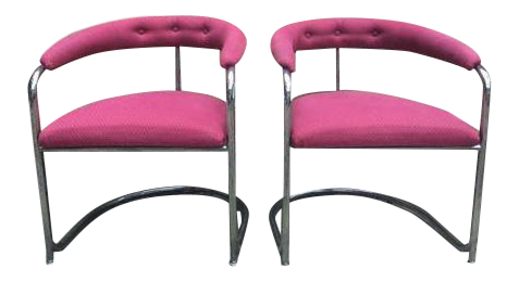 Thonet Anton Lorenz Chairs   A Pair