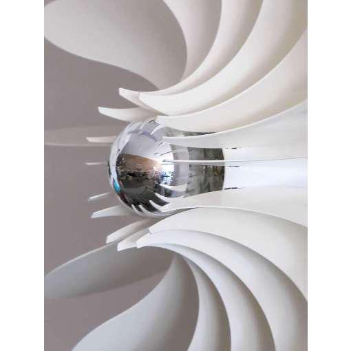 "Enamel Raak B-1095 ""Bolide"" Light For Sale - Image 7 of 10"