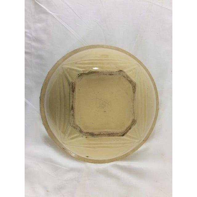 Yellowware Bowl For Sale - Image 6 of 7