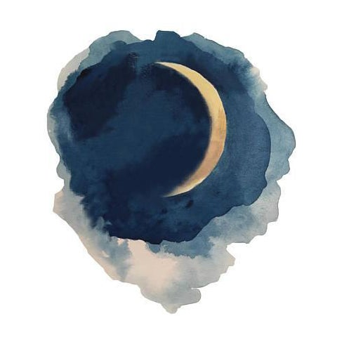 Moon Series- Waxing Crescent - Image 1 of 3