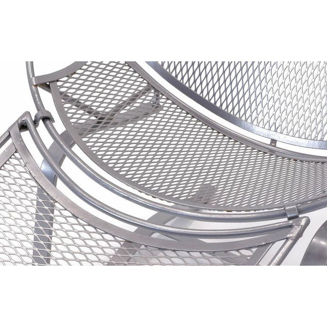 1960's John Salterini Patio Chaise Lounges-A Pair For Sale - Image 9 of 10