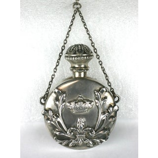 Shiebler Victorian Perfume Flask Pendant Preview