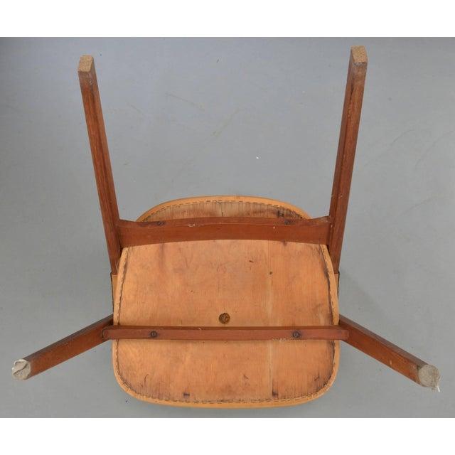 Animal Skin Set of Four Danish Modern Midcentury Teak Armchairs For Sale - Image 7 of 8