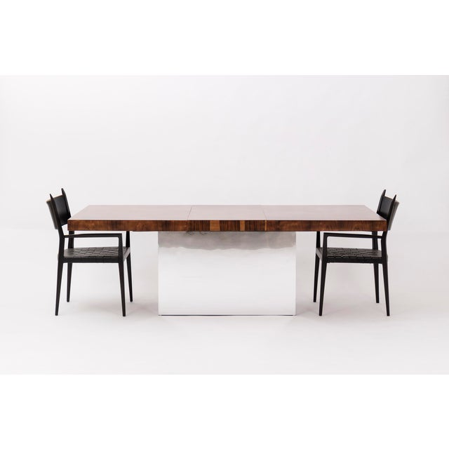 Milo Baughman Dining Table For Sale In New York - Image 6 of 7