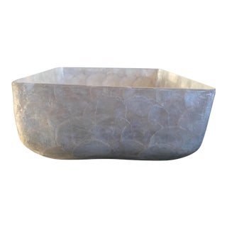 Large Mother of Pearl Bowl