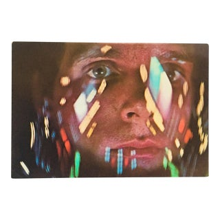 Vintage 1960s Space Odyssey Lobby Card Photograph by Kubrick