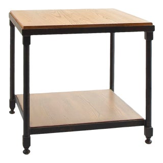 Sherrill Square End Table For Sale