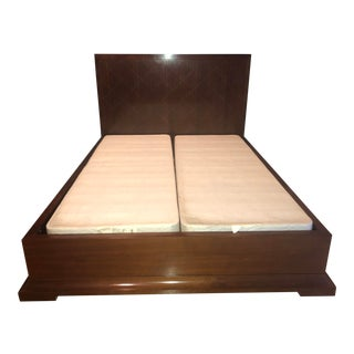 Bolier & Company Queen Size Bed For Sale