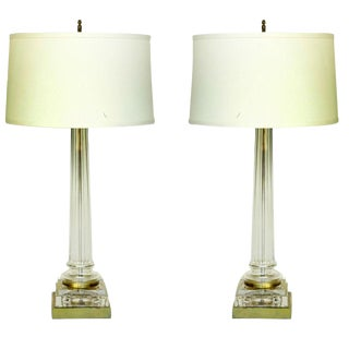 Pair of Chapman Lamps For Sale