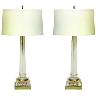 Pair of Chapman Lamps
