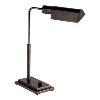Townhouse Black Bronze Desk Light For Sale