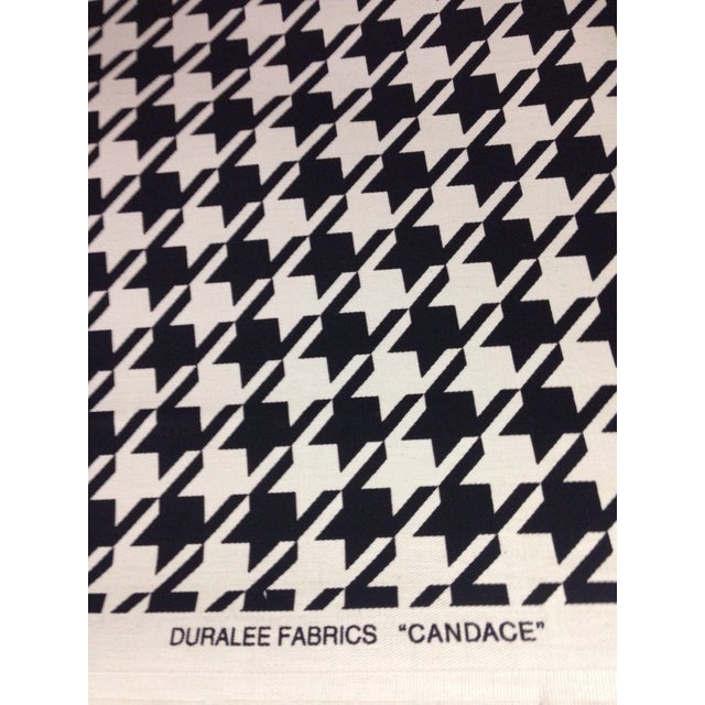 Duralee Candace Houndstooth Fabric - 5 Yards - Image 3 of 4