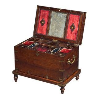Emperor Bahadur Shah Zafar's Jewelry Casket For Sale
