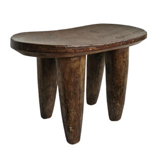 Vintage Nupe Stool Nigeria For Sale