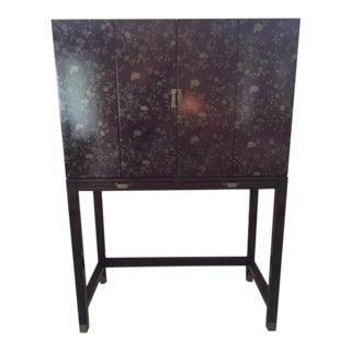 Henredon Acquisitions Bar Cabinet For Sale