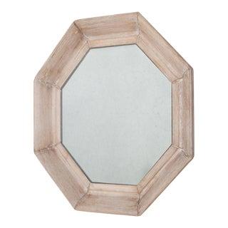 Octagonal Mirror Tray