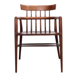 "Stained Solid Maple ""Planner Group"" Paul McCobb Armchair for Winchendon"