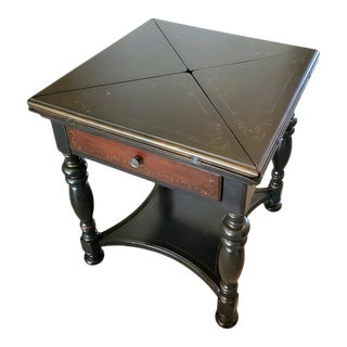 Seven Seas Collection by Hooker Furniture Morphing Envelope Card Table For Sale