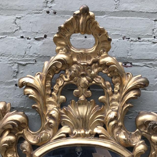 Italian Gilt Wood Mirror - Image 3 of 7