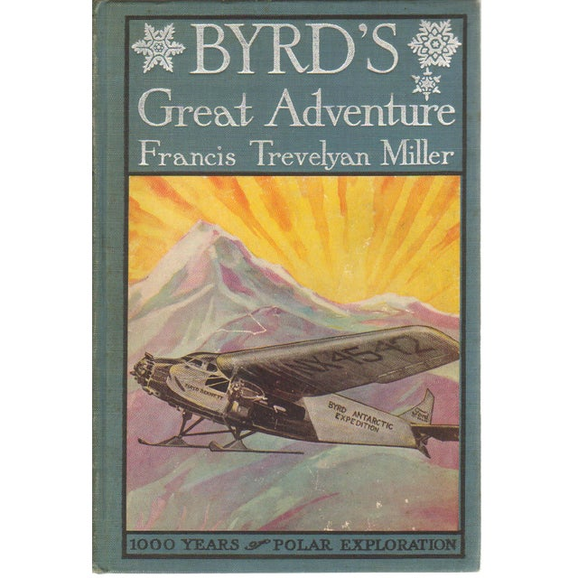 Byrd's Great Adventure For Sale