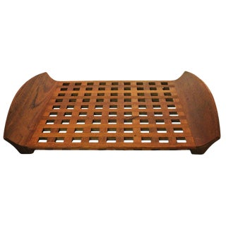 Organic Modern Wooden Tray For Sale