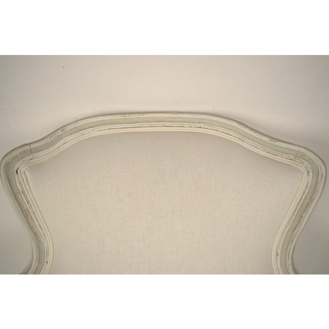 French Louis XV Style Bergeres - Pair - Image 2 of 5