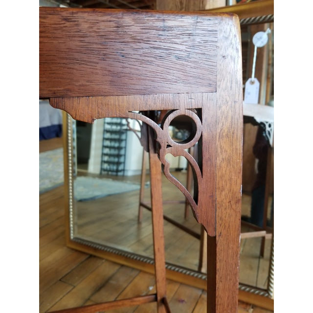 Late 20th Century Late 20th Century Chippendale Occasional Table From Waldorf Astoria For Sale - Image 5 of 8