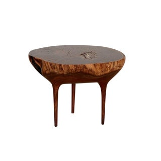 Caleb Woodard Walnut Table For Sale