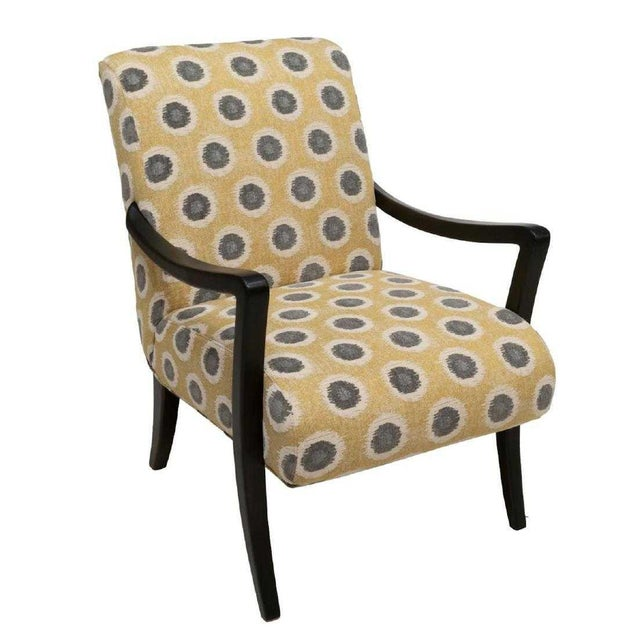 Sam Moore Hooker 'Dante' Exposed Wood Chair For Sale - Image 12 of 12