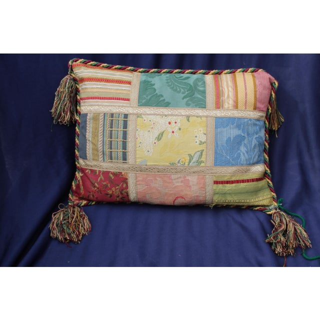 Late 20 C. Toscana Pillow For Sale In San Diego - Image 6 of 6