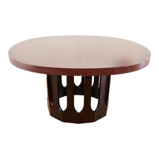 Harvey Probber Pedestal Dining Table