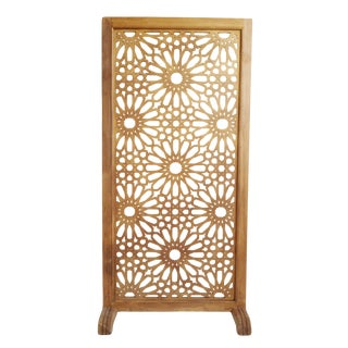 Large Moroccan Screen Panel For Sale