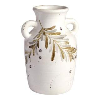 Lazio Jar With Handles from Kenneth Ludwig Chicago For Sale