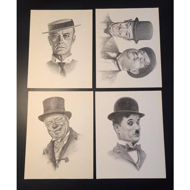 Vintage Bill Bates Print Portfolio - Set of 4 - Image 2 of 8