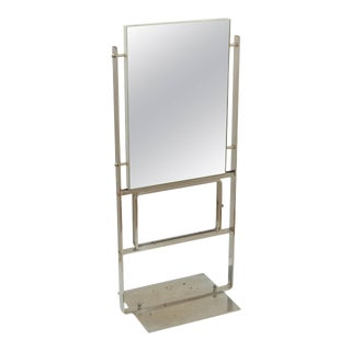 Double-Sided Deco Display Mirror For Sale