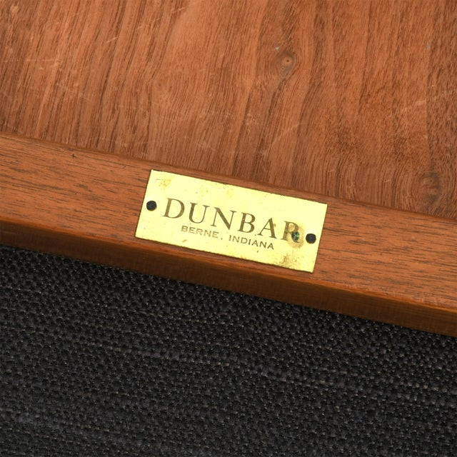Sculpting Edward Wormley for Dunbar Chairs, Rare Set of Four, 1950's For Sale - Image 7 of 11