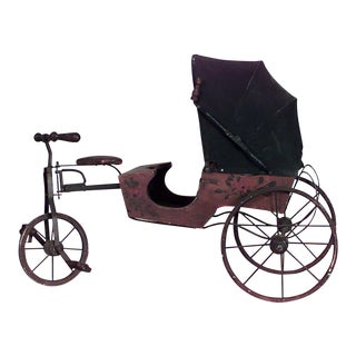 American Victorian Tricycle Buggy Model For Sale