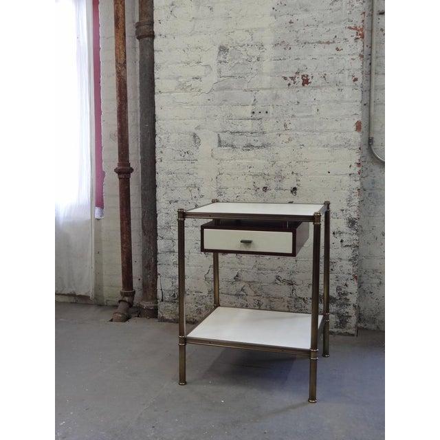 Modern Cole Porter Side Table For Sale - Image 3 of 5