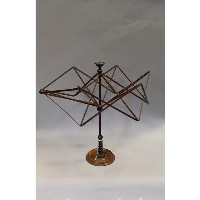 Adjustable Wood Yarn Spinner