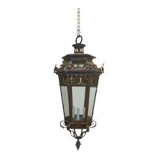 Cusom Copper Lantern For Sale